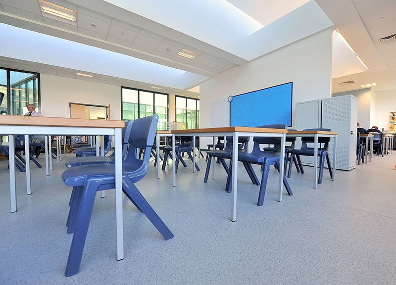 Commercial Flooring: Safety Flooring For Schools and Classroms