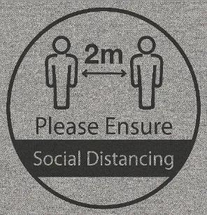 Commercial Flooring: Social Distance Flooring