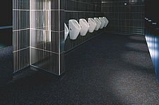 Safety Flooring Solutions: Mens WC