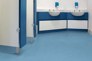 Clinical Flooring & Hospital Flooring: Polysafe Verona