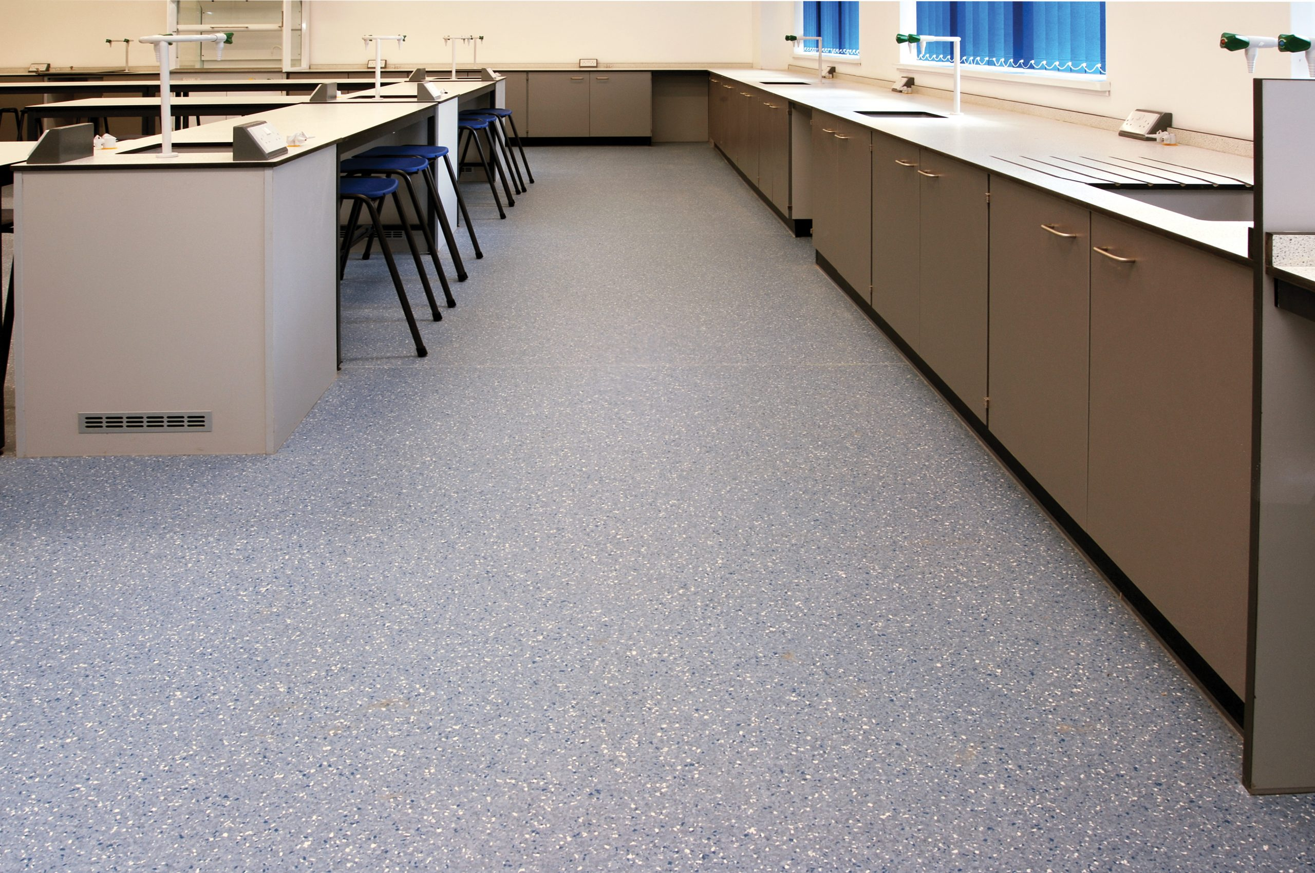 Safety Flooring Solutions: School Flooring