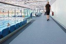 Safety Flooring Solutions: Sports Floor Corridor